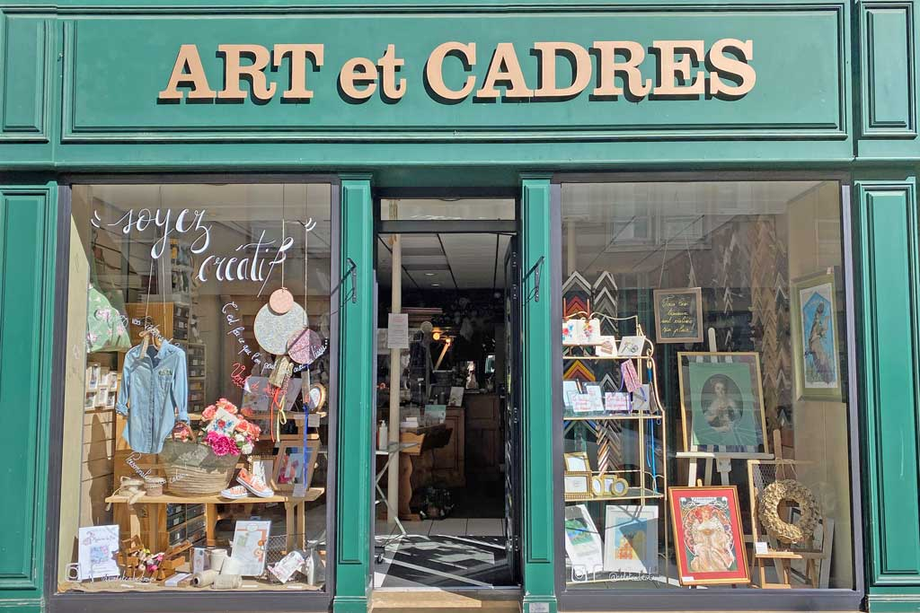 Art Et Cadres (Troyes)